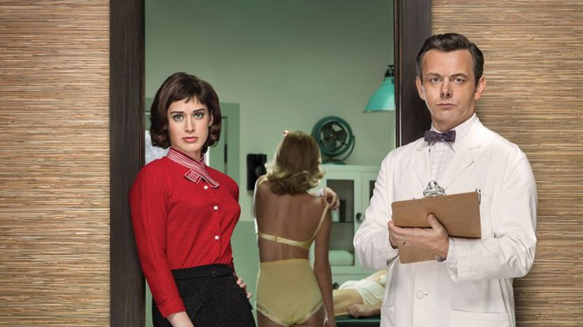 Lizzy Caplan a herec Michael Sheen