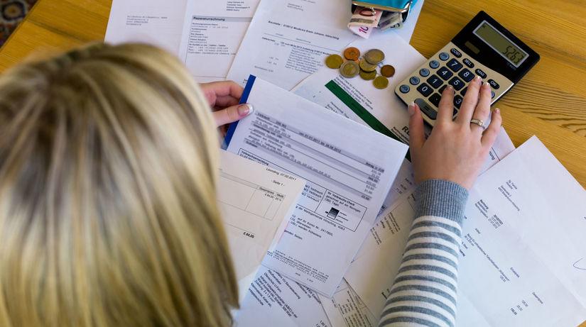 exekúcia, dlhy, peniaze, dlh,