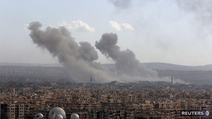 sýria, aleppo,