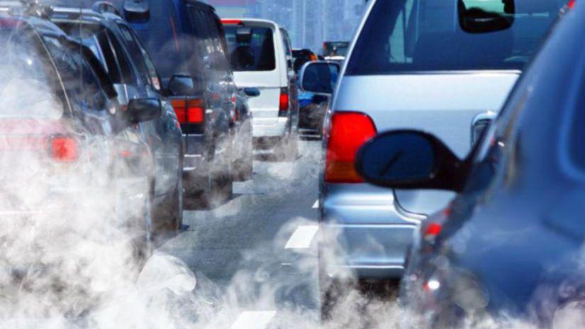 Dieselové motory - emisie