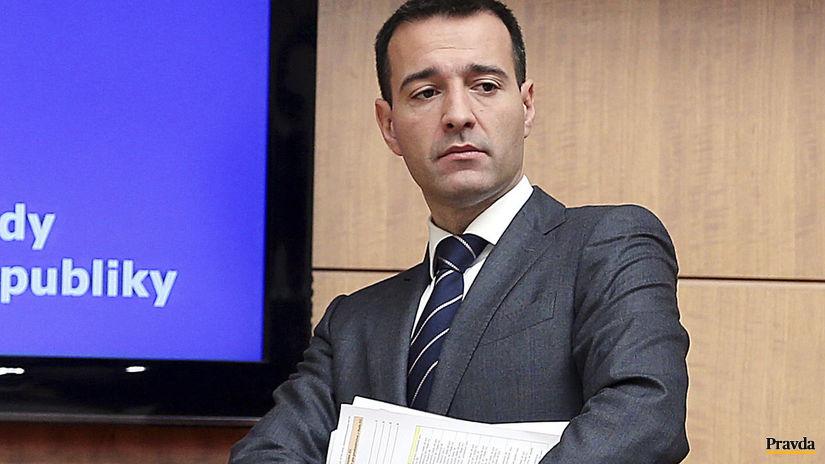 vlada, Tomas Drucker, minister zdravotníctva