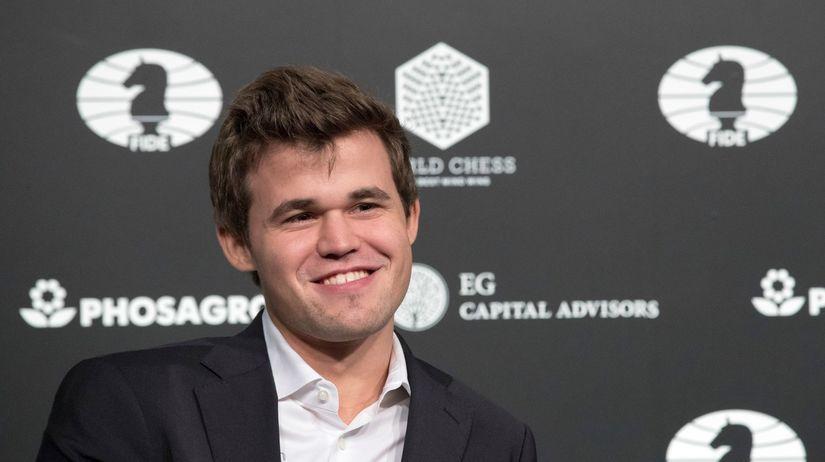 Magnus Carlsen, šach