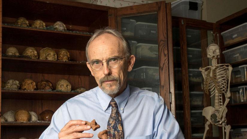 Paleontológ John Kappelman, vedec, historik,...