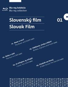 blue-ray kolekcia Slovenský film