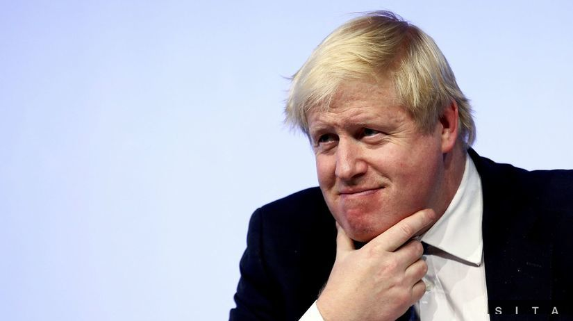 Boris Johnson, Saudská Arábia