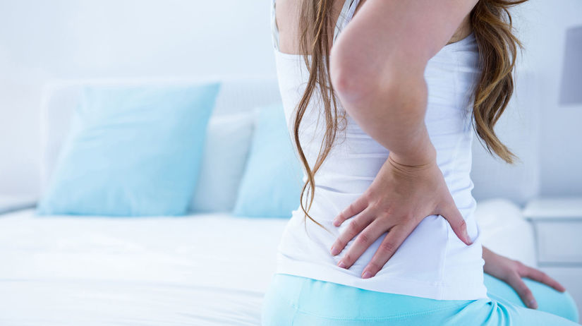 chrbát, chrbtica, bolesť chrbta