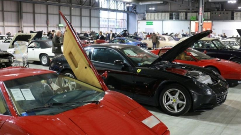 Duemila Route - aukcia áut Taliansko