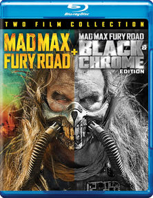 Mad Max: Zbesilá cesta - čiernobiela verzia