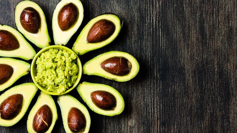 avokádo, zdravie, omega 3 mastné kyseliny