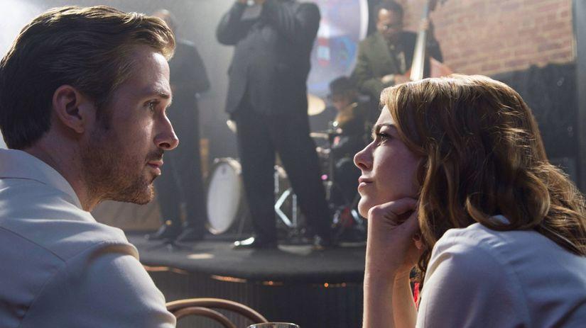Ryan Gosling a Emma Stoneová v muzikáli La La...