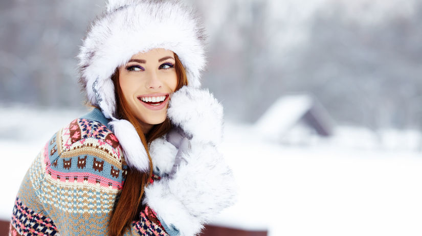 zima, sneh, zdravie