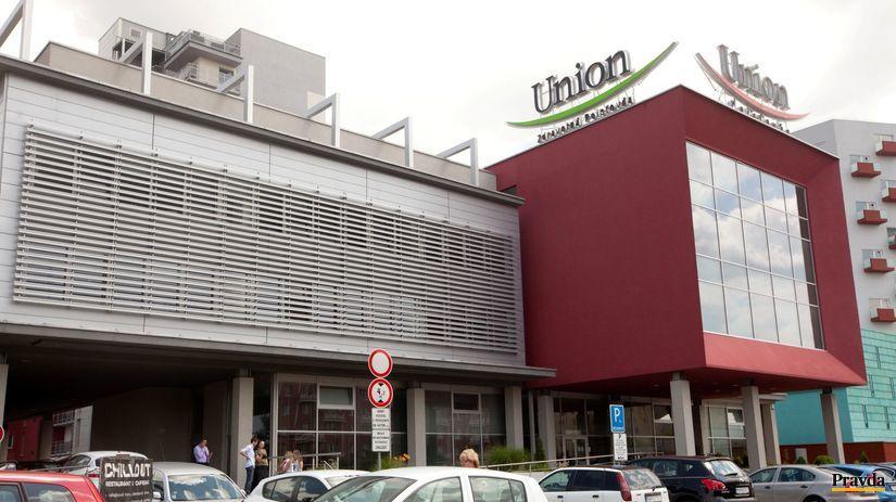 Poisťovňa, Union, sídlo