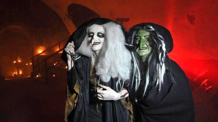 bosorky, čarodejnice,