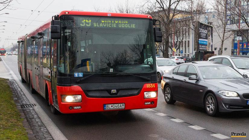 doprava, bus pruh, autobus,