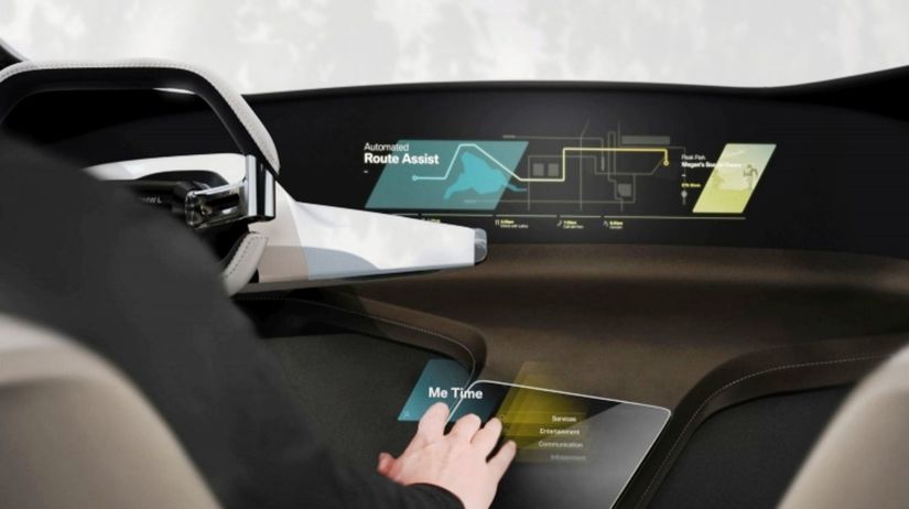BMW - HoloActive Touch - CES 2017