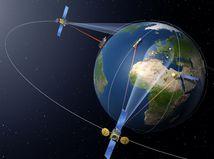 navigačný systém, galileo, vesmír