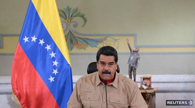 Nicolas Maduro, Venezuela