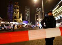 Berlín, teroristický útok