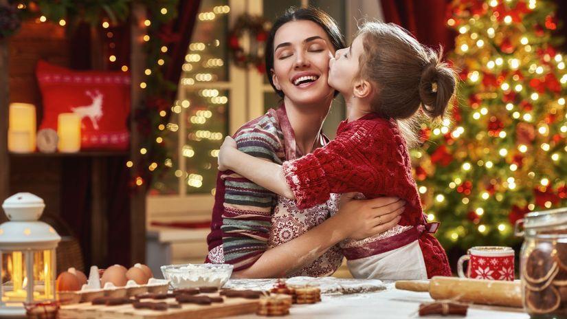 Vianoce, pečenie, medovníky