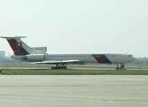 Tu –154M, lietadlo, vládny špeciál, vládna letka,