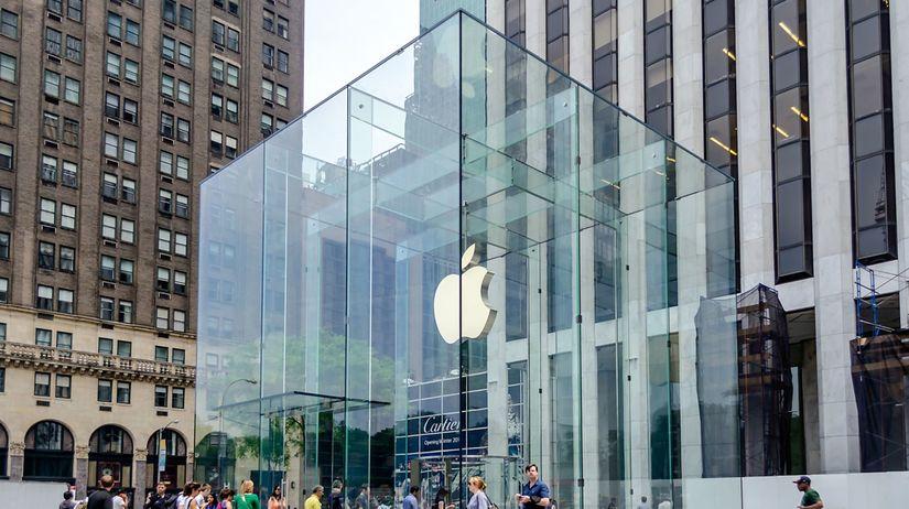 Apple, sídlo Apple, iOS,