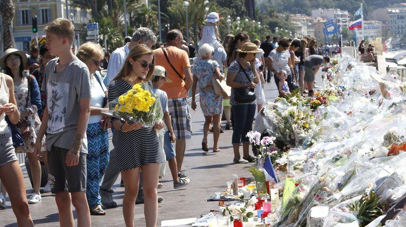 Nice, teroristický útok, francúzsko