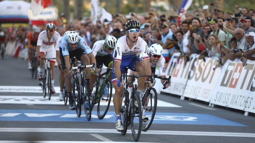 Sagan, majstrovstvá sveta