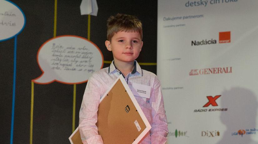 detsky cin roka 2016,Samko Bezak
