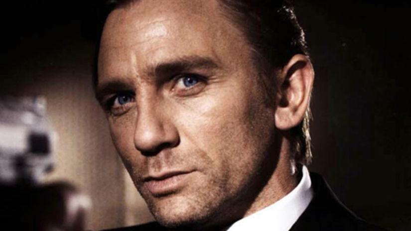 BRITAIN BOND, Daniel Craig