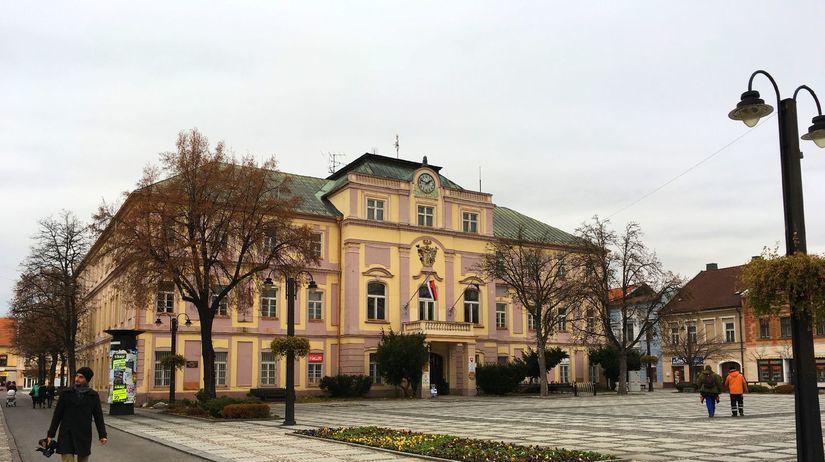 Župný dom, Liptovský Mikuláš