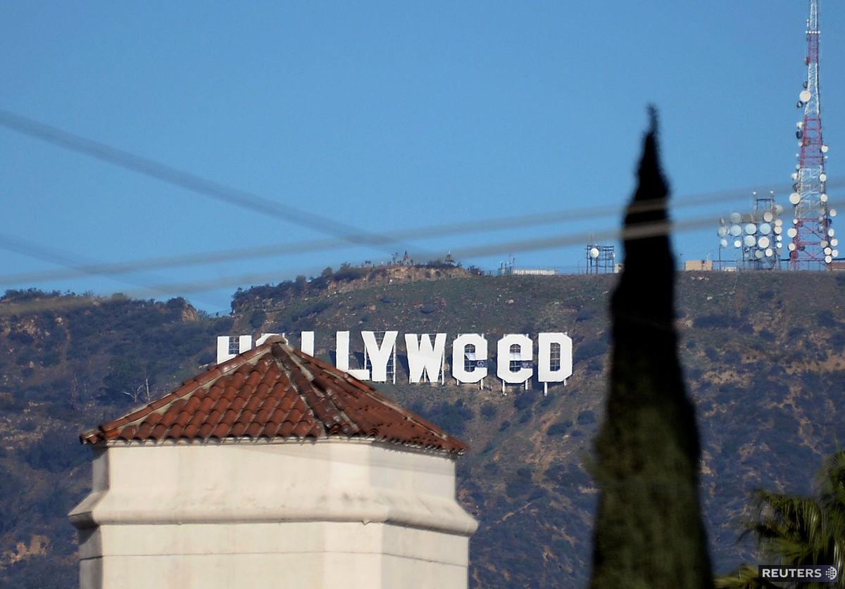Hollyweed, Hollywood, prak, Kalifornia,