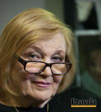 Zita Furková, foto do ankety