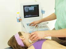 štítna žľaza, ultrazvuk, sonografia