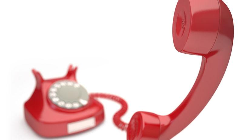 telefón, slúchadlo