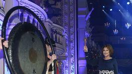 Herečka Emília Vášáryová otvorila 17. Ples v opere.