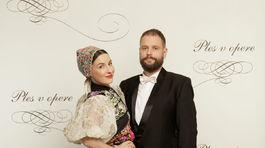 Spisovateľka Tamara Šimončíková-Heribanová a jej manžel - fotograf Branislav Šimončík.