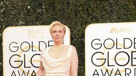 Britská herečka Gwendoline Christie.
