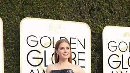 Herečka Amy Adams prišla v šatách Tom Ford.