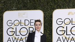 Herečka Evan Rachel Wood sa objavila v kostýme Altuzarra.