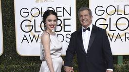 Rosalind Ross a Mel Gibson