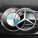 Mercedes-BMW - logo