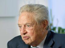 Soros stavil stámilióny dolárov na pád amerických akcií