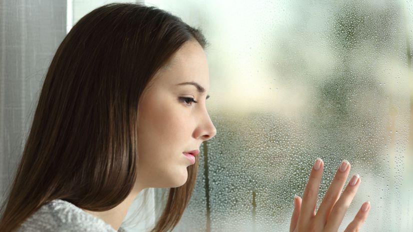 smútok, depresia, samota