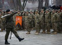NATO, poľsko, vojaci, americkí vojaci,