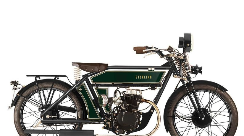 Sterling Autocycle