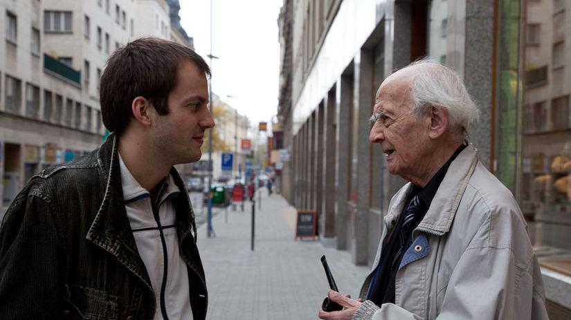 Tomáš Profant, Zygmunt Bauman