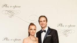 Vodnoslalomár Ladislav Škantár s manželkou.