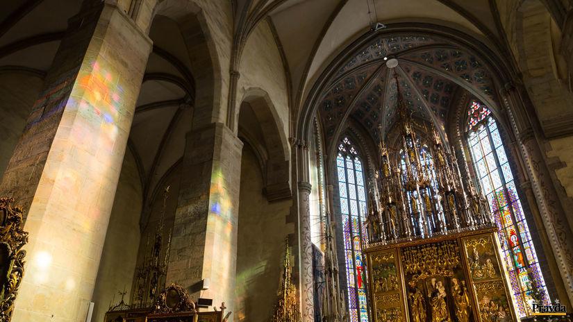 Bazilika, Majster Pavol, Levoča, Kostol sv. Jakuba