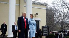Donald Trump, inaugurácia