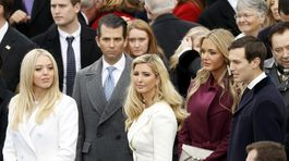 Ivanka Trump, Tiffany Trump, Donald Trump Jr